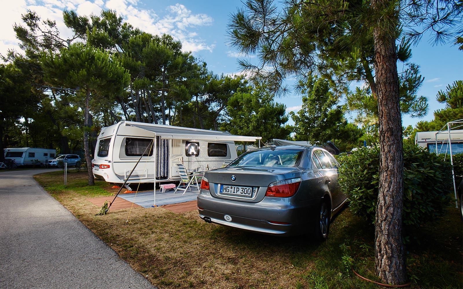 7-Campsite near Venice