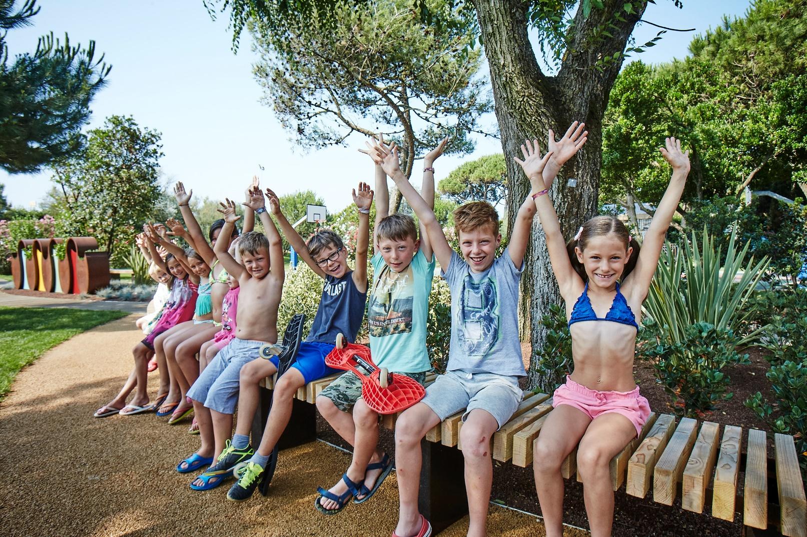 2 Kinderfreundliches Feriendorf an der Adria - Camping Village Dei Fiori Cavallino
