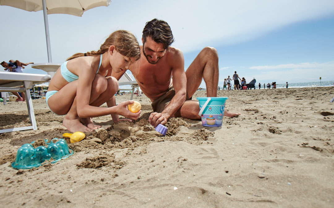 Our Beach is Child-Friendly