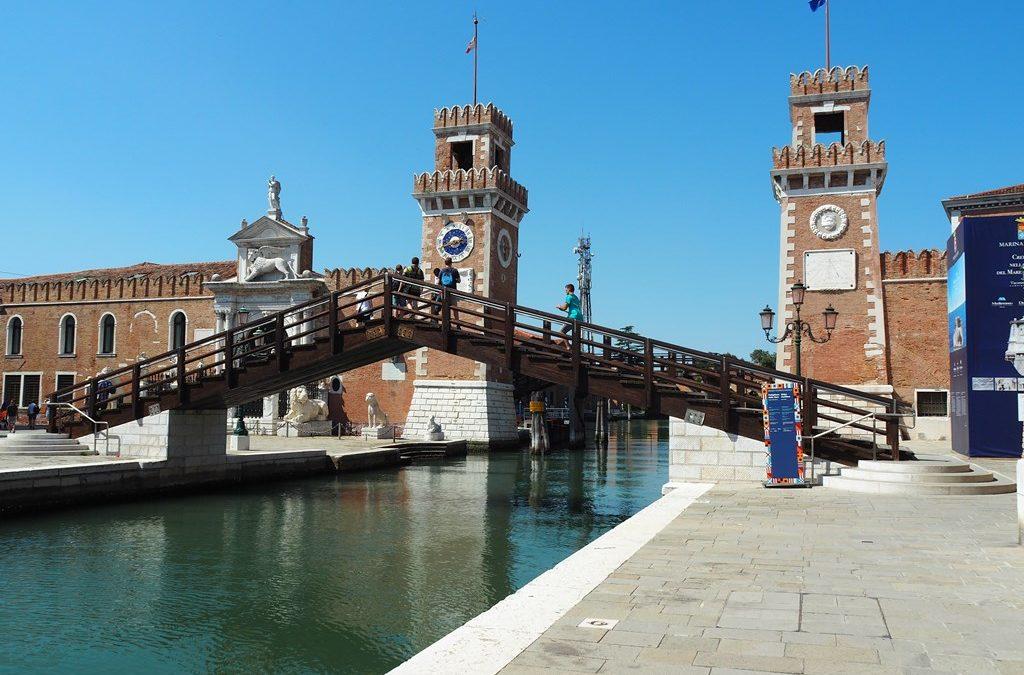 Il potere di Venezia sul mare: visita all'Arsenale