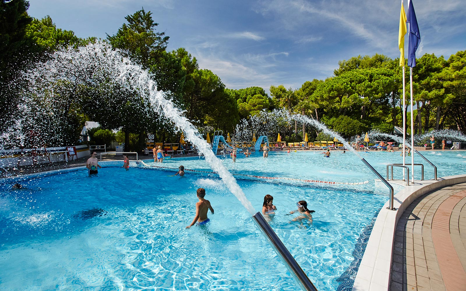 03. Pools holiday resort Cavallino