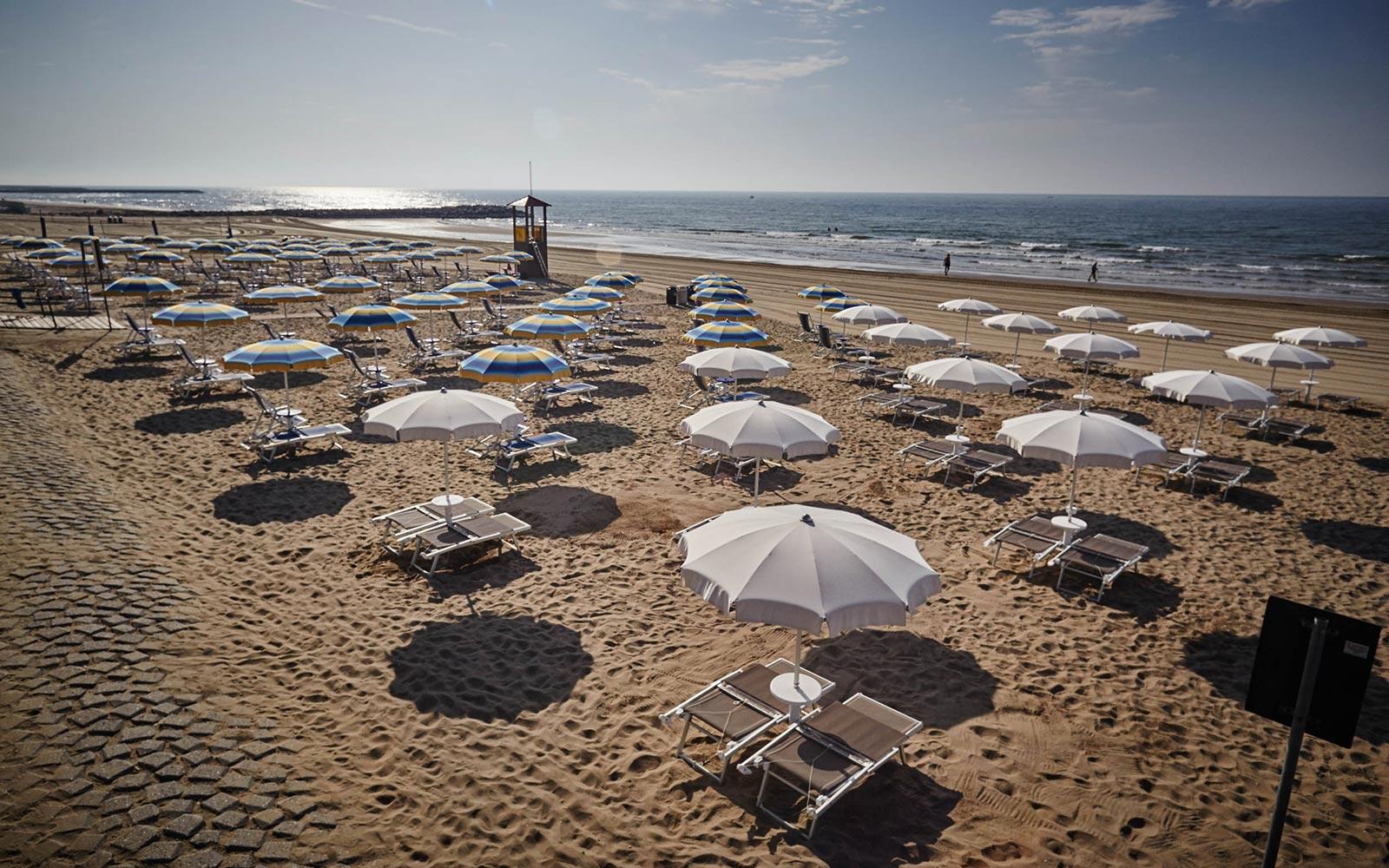1. Spiaggia Cavallino