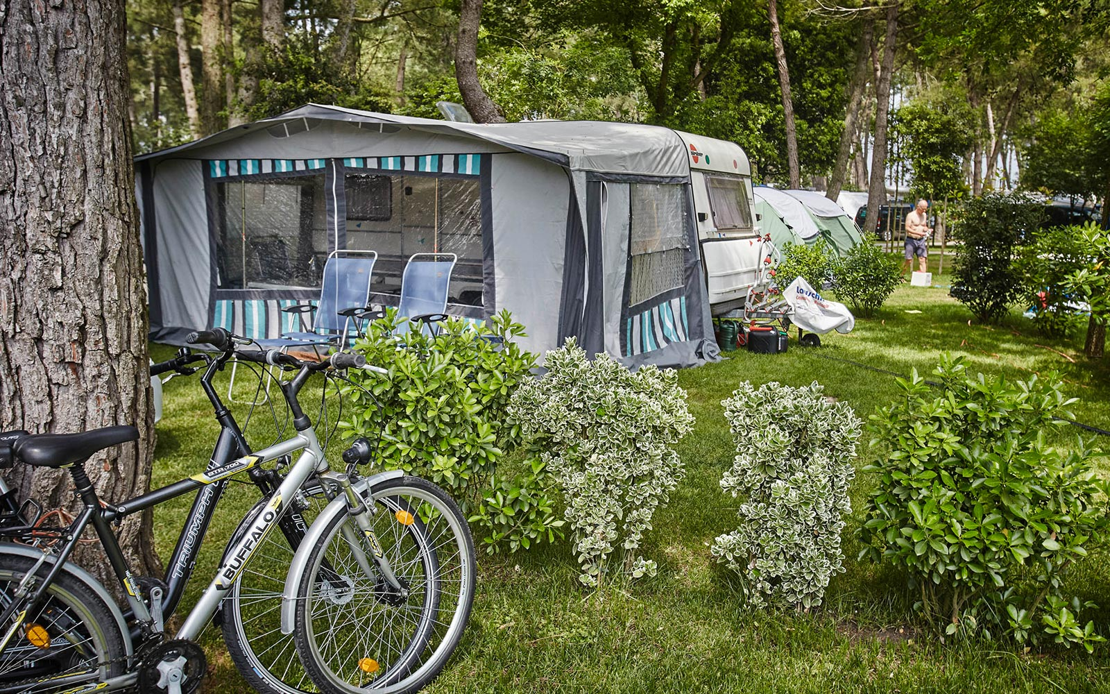 2-Stellplaetze Camping Dei Fiori