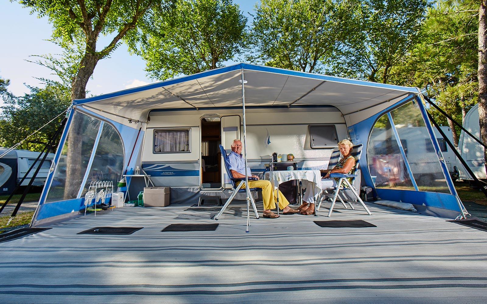 3-Pitches Camping Dei Fiori