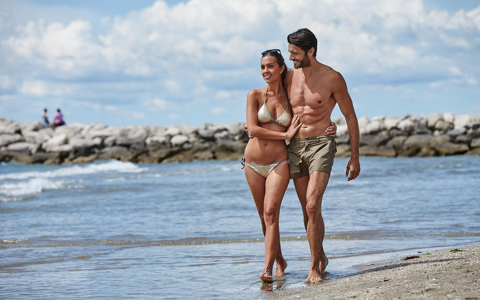 3. Beach Cavallino