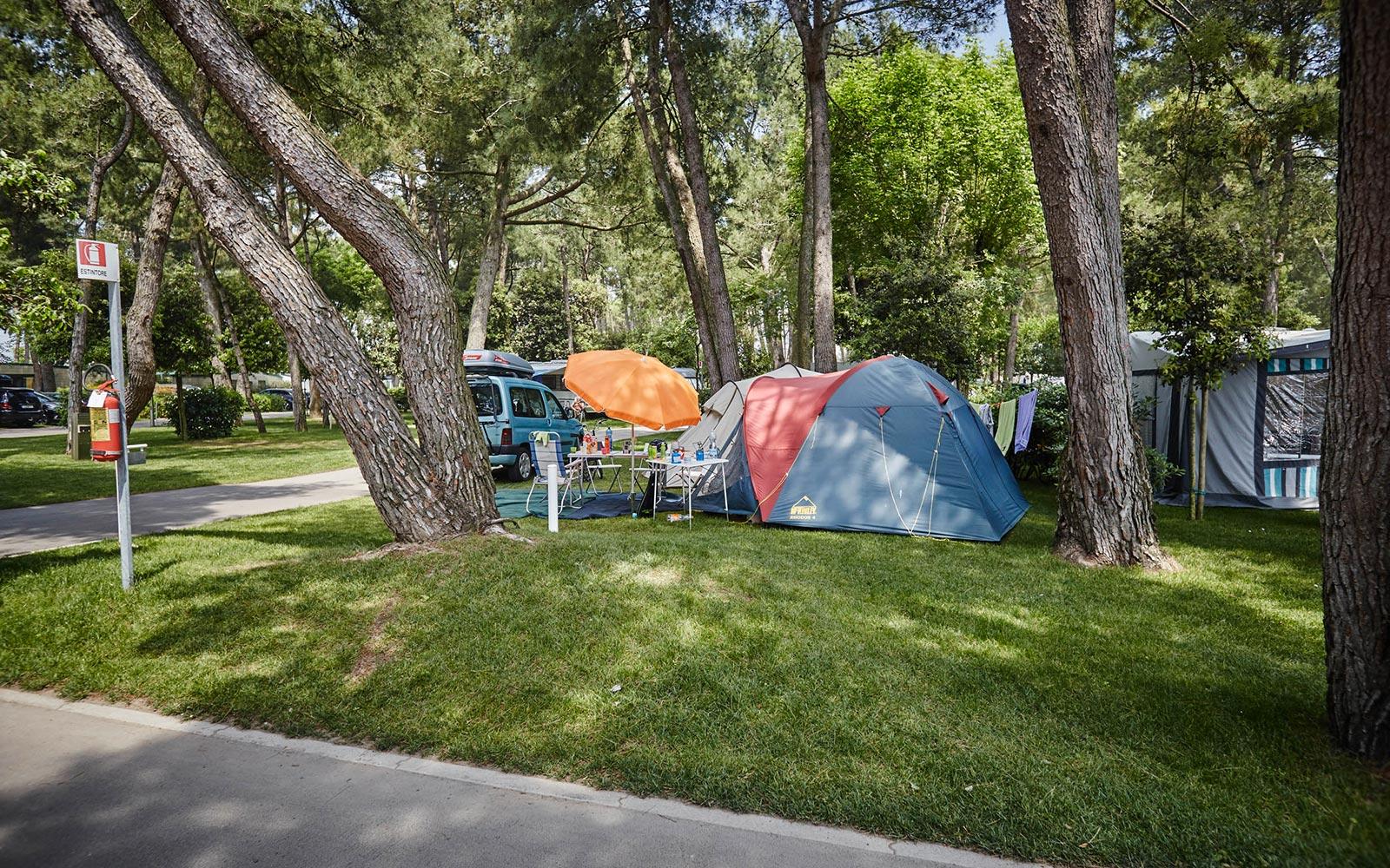 6-Campingplatz in Cavallino
