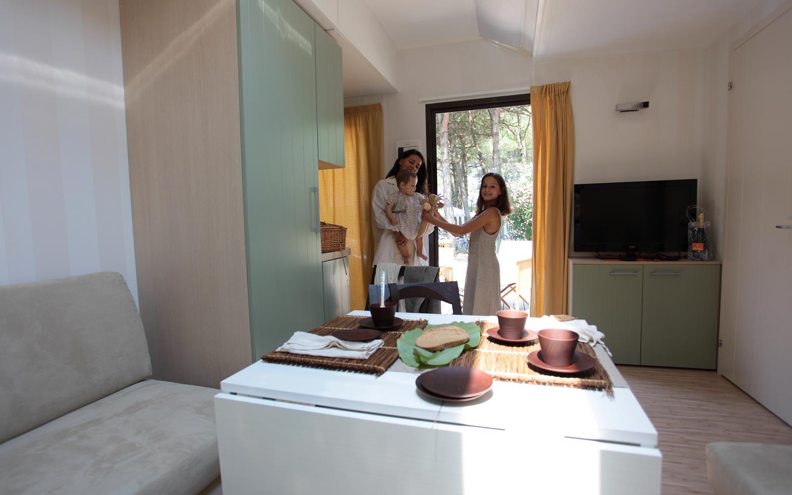 6-Urlaub im Campingplatz an der Adria