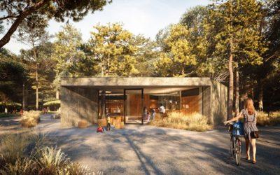 Camping Village Dei Fiori has a new reception