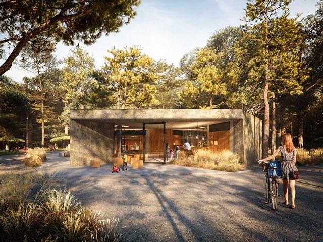 Arriva la nuova reception al Camping Village Dei Fiori