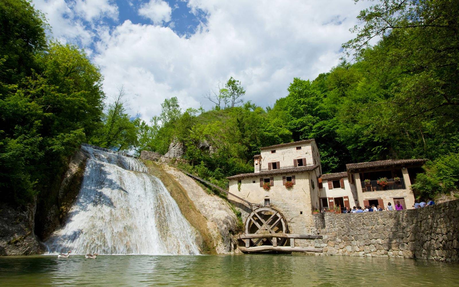 11 Treviso. Reisen wÑhrend eines Urlaubs in der Region Venetien