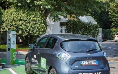 Noleggio auto elettrica