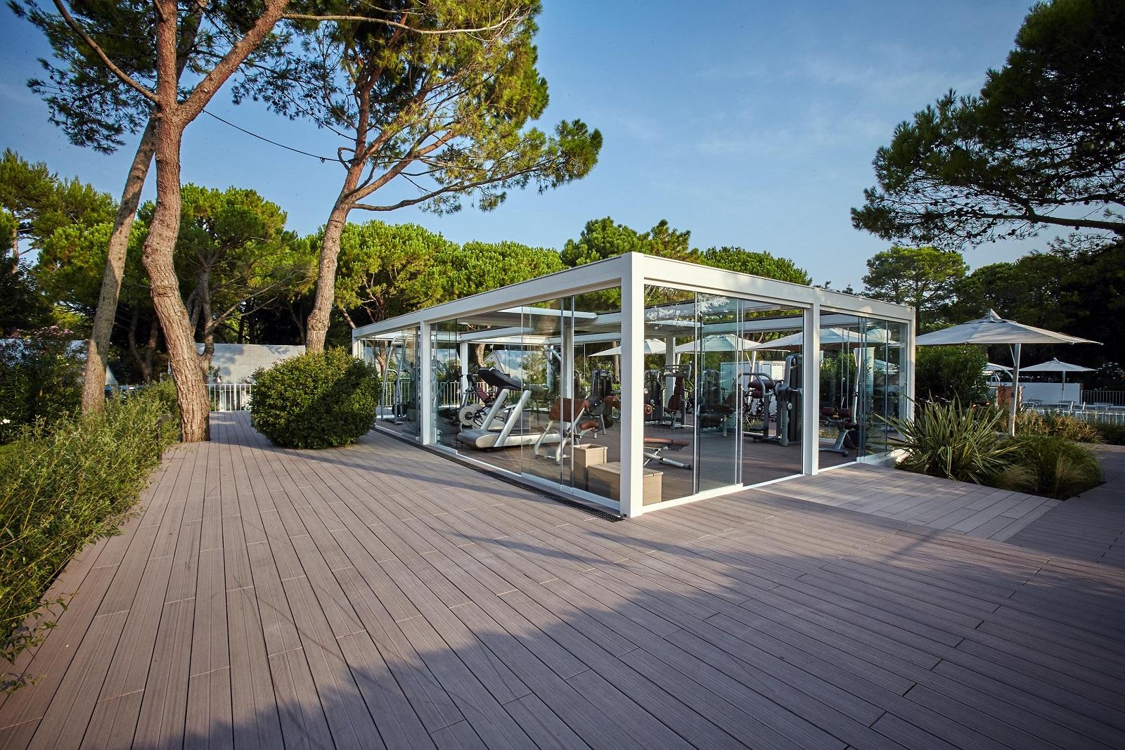Fitness-Zentrum-Venedig