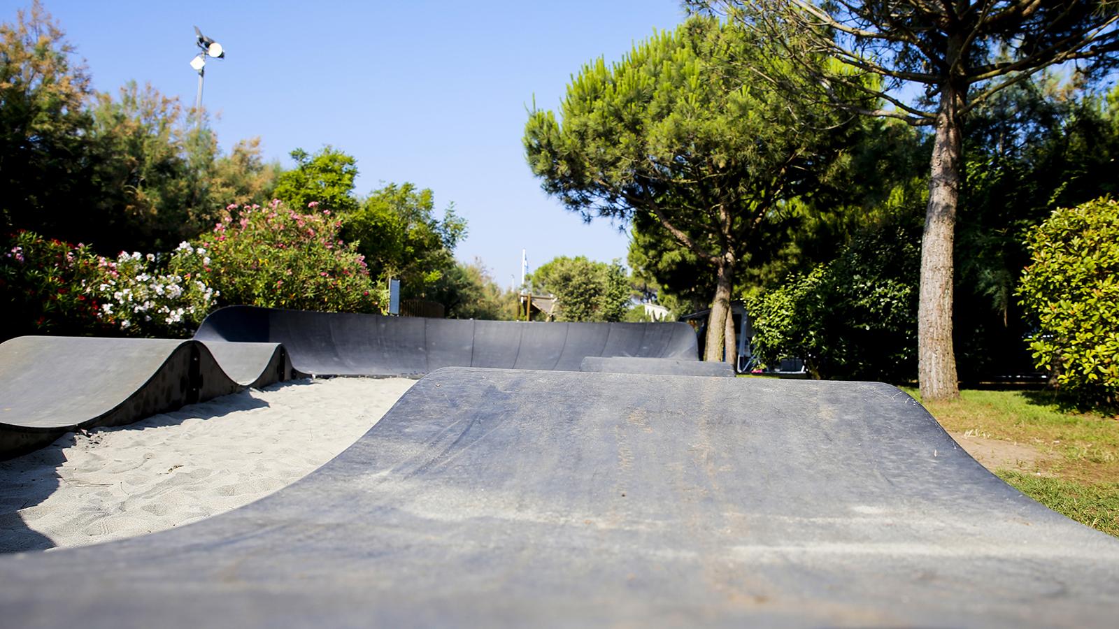 2-Skate-park-Campingplatz-dei-Fiori