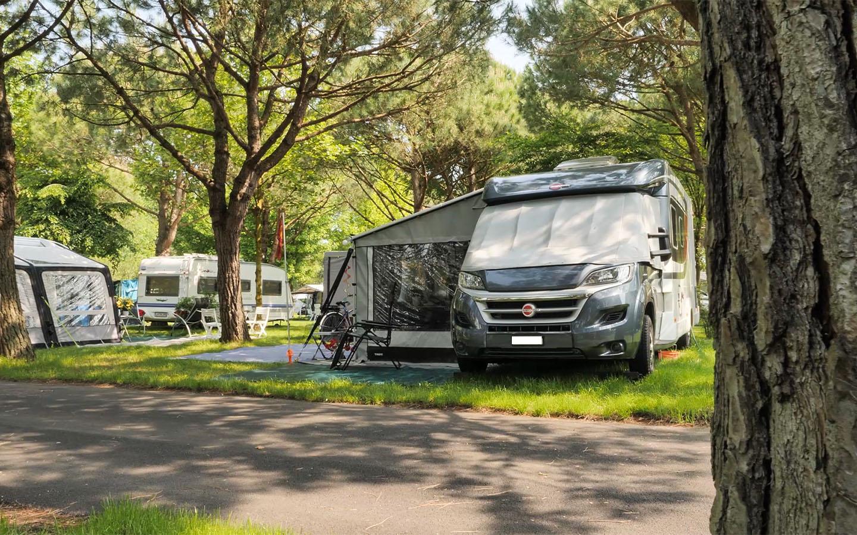 Campeggio-villaggio-frontemare-Cavallino